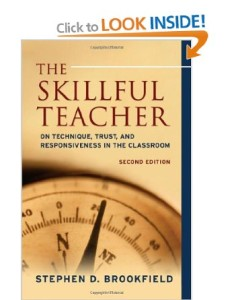The Skillful Teacher. On technique, trust and responsivness in the classroom (San Francisco: Jossey Bass)
